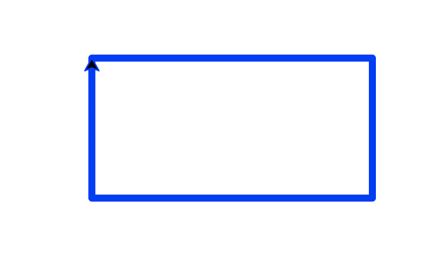 How to Draw Rectangles and Squares Using Python Turtle